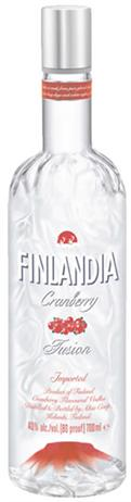 Finlandia Vodka Cranberry 60@